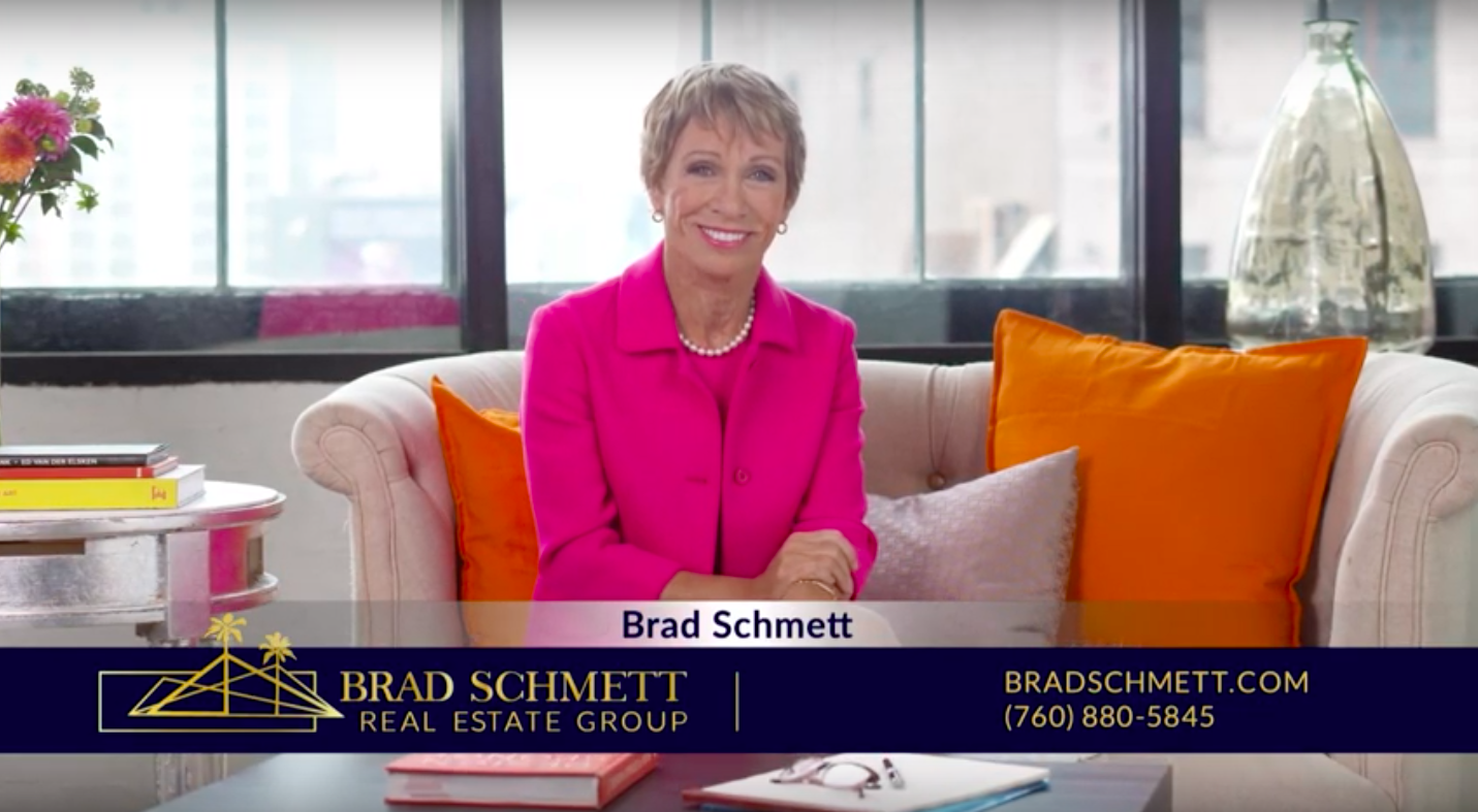 Barbara Corcoran Sell Your Home With Brad Schmett