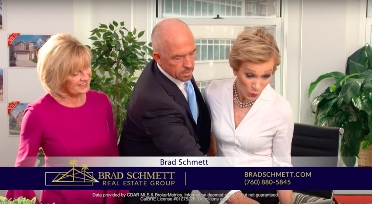 Barbara Corcoran Brad Schmett Real Estate Group