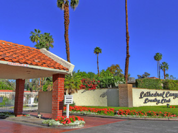 Cathedral Canyon Country Club community