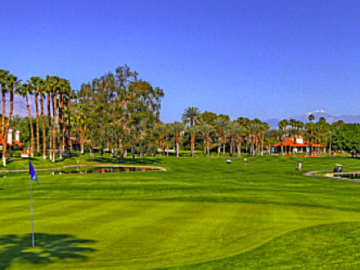 Desert Falls Country Club community