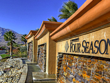 Four Seasons at Palm Springs community