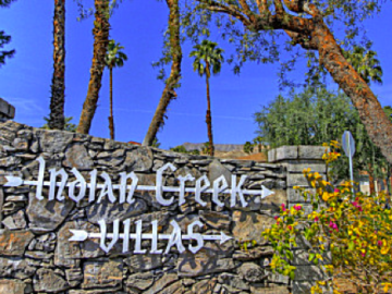 Indian Creek Villas community