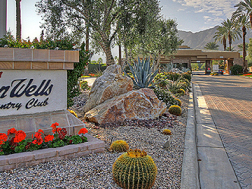 Indian Wells Country Club community