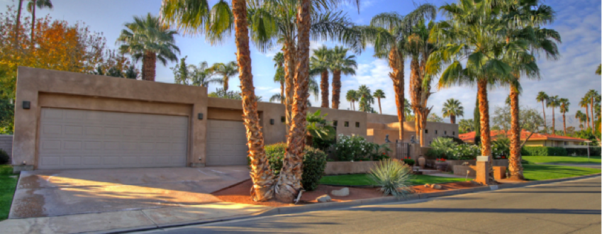Indian Wells Non-Gated Neighborhood Area community