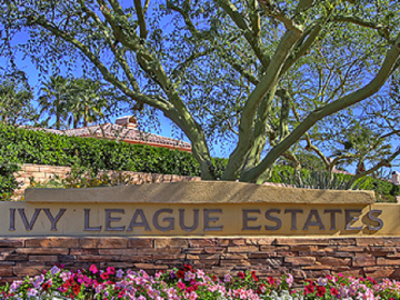 Ivy League Estates community