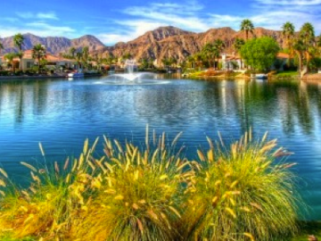 Lake La Quinta communities