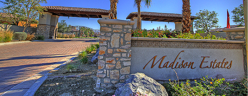 Madison Estates community