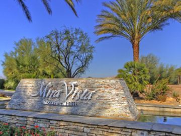 Mira Vista at Mission Hills community