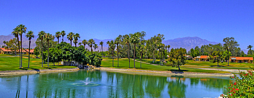 Palm Desert Resort Country Club community