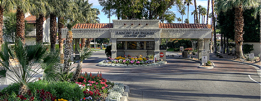 Rancho Las Palmas Country Club community