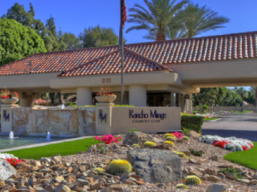 Rancho Mirage Country Club community