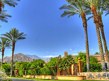 The Estancias at Rancho La Quinta community