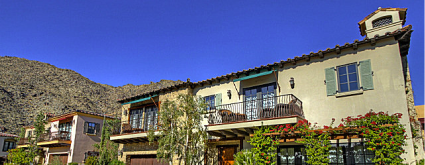 The Villas in Old Palm Springs community