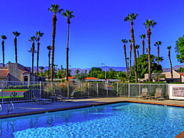 Valley Palms community
