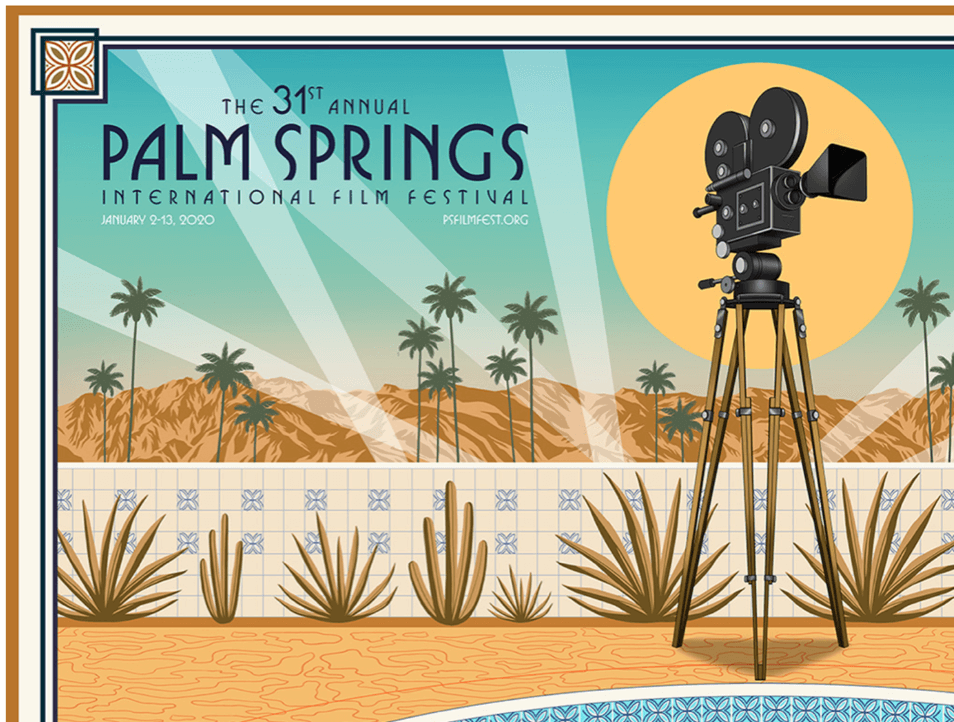 You'll Be Seeing Stars at the Palm Springs International Film Fest