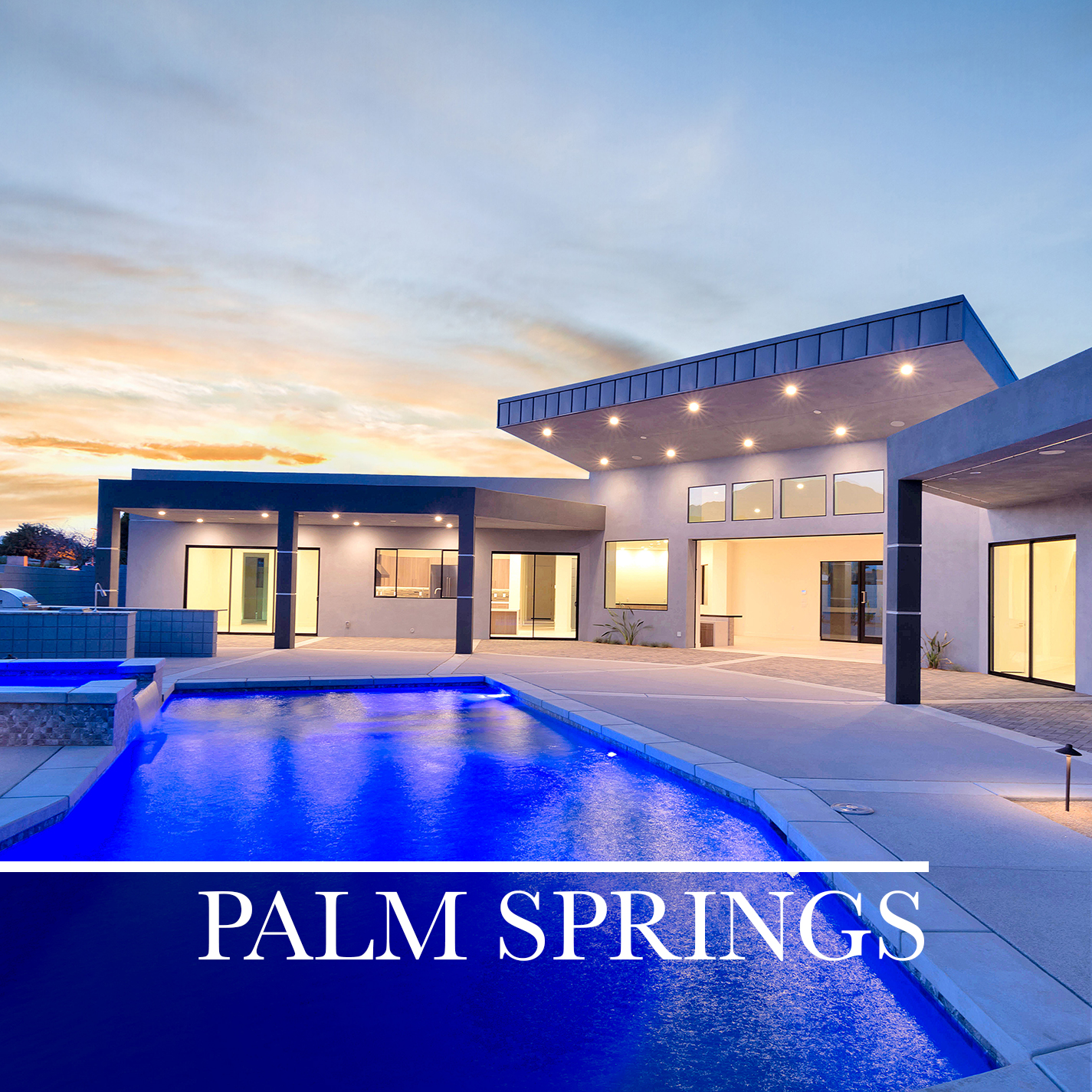 Palm Springs Luxury Listings
