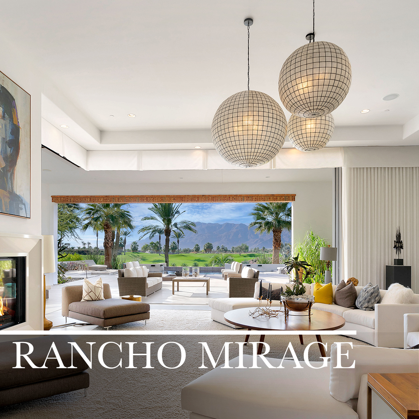 Rancho Mirage Luxury Listings