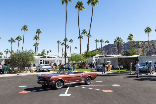 Modernism Week Driving Tour Photo